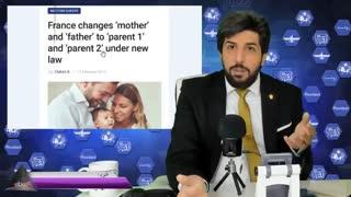 حذف واژه مقدس پدر و مادر و جایگزینی والدین یک و دو در احترام به همجنسگرایان در فرانسه!_رودست