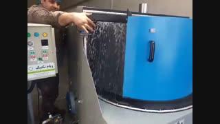 دستگاه قطعه شور سنگین  , قطعه شویی , دستگاه موتورشور سنگین , سیلندرشوی درب گرد , قطعه شوی ویام تکنیک