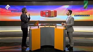 مصاحبه ی احمد کلاته در برنامه ی حرف حساب