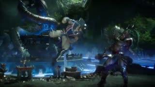 تریلر گیمپلی شخصیت Shao Kahn در Mortal Jombat 11