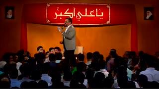 مداحی فوق العاده زیبای حاج محمود کریمی ولادت حضرت علی اکبر (ع) 98