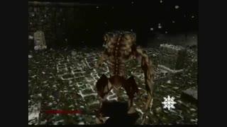 10 دقیقه گیم پلی بازی ترسناک و جذاب موجودات وحشتناک Nightmare Creatures 1 برای کامپیوتر_گیم پلی با مود هیولا