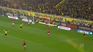 5 گل برتر هفته 29 بوندسلیگا آلمان