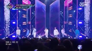 BTS - Make It Right] Comeback Special Stage | M COUNTDOWN 190418] اجرای چند دقیقه پیش پسرااااا با کیفیت بالا
