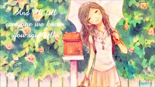 Nightcore - I am In Love With You