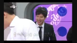 ی حرکت از جی چانگ ووک تو برنامه تلویزیونی
