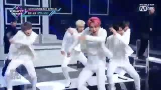 اجرای فوق العاده باحال BTS - Dionysus