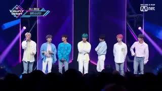 برگزاری مینی فن میتینگ BTS در اجرای M Countdown * خیلی زیباس ^~^