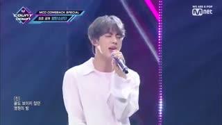 ComeBack Special Stage اجرا بسیار زیبا آهنگ  Make It Right از BTS در M Countdown * جدید