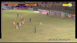 خلاصه بازی نفت مسجد سلیمان 0_0 استقلال خوزستان (هفته بیستوششم لیگ برتر ایران)