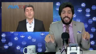 تفرقه افکنی علی جوانمردی خبرنگار تجزیه طلب بین مردم