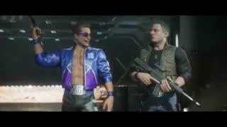 تریلر رسمی بازی Mortal Kombat 11 : جی دی