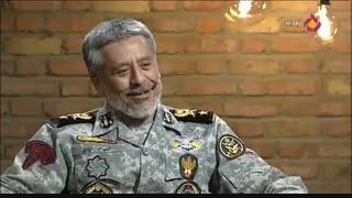 توضیحات فرمانده سابق نیروی دریایی ارتش درباره کلیپ تتلو روی ناو