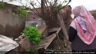 باتلاقهای خانگی، میراث سیل برای گلستان