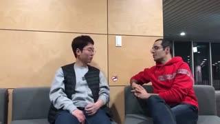 وقتی یک کره ای فارسی صحبت میکند #کره_جنوبی