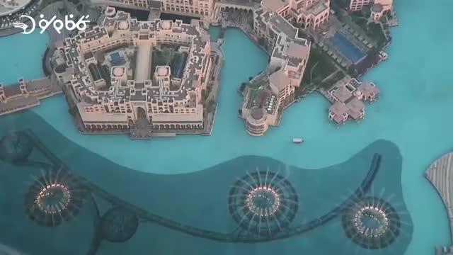 سفر به بلندترین برج جهان؛ برج خلیفه در دبی!