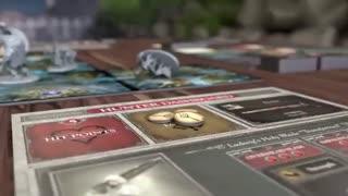 تریلری از بازی تختهای Bloodborne: The Board Game
