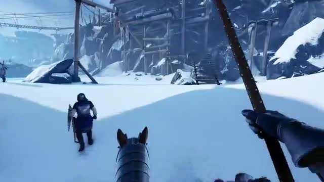 تریلر اعلام تاریخ انتشار بازی اولشخص و قرونوسطایی Mordhau