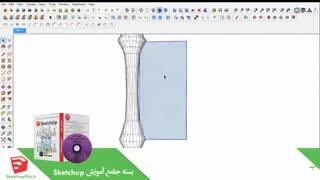 آموزش جامع نرم افزار Sketchupقسمت7