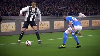 کریستیانو رونالدو بهترین بازیکن یوونتوس در ماه مارس
