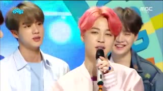 ComeBack کامبک و حضور دوباره  BTS با اجرای آهنگ Boy With Luv در Music Core امروز