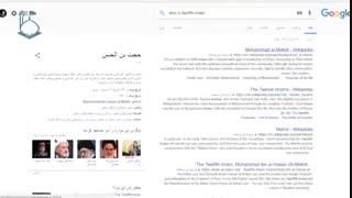 """""""دارن امام زمان رو بعنوان دجال معرفی میکنن"""""""