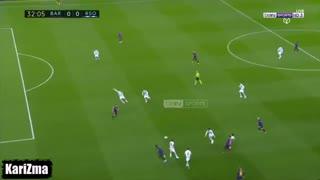خلاصه دیدار بارسلونا 2_1 رئال سوسیداد (هفتۀ سیوسوم لالیگا اسپانیا)