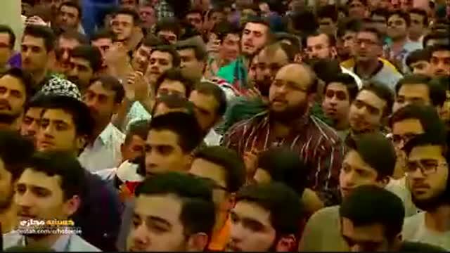 حاج محمود کریمی _ مولودی به مناسبت نیمه شعبان