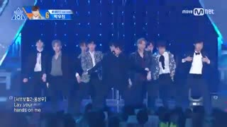Pd 101-hands on me final stage