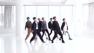 تمرین * Dance Practice عالی و بسیار زیبا آهنگ ♥ Boy With Luv ♥ از گروه ♥ BTS ♥ جدید
