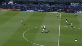 خلاصه دیدار اورتون 4_0 منچستر یونایتد (هفته 35 لیگ برتر انگلیس)