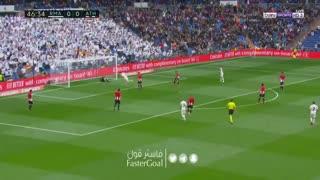 گل اول رئال مادرید به اتلتیک بیلبائو توسط بنزما