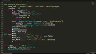 فیلم آموزشی The Modern Python 3 Bootcamp