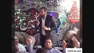 حاج سعید نقدعلیزاده. میلاد امام حسین ۹۸