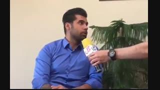 شکایت محسن فروزان از مالک باشگاه تراکتور