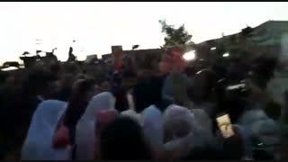روستای چم مهر با صدای ساز و آواز عروسی دوباره بیدار و امیدوار شد