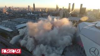 تخریب با انفجار