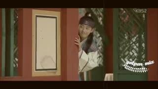 میکس طنز تاریخی کره ای به سبک لری ( آهنگ لری بارون  بارون هه )