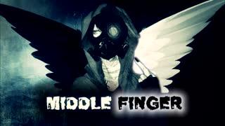 middle finger nightcore
