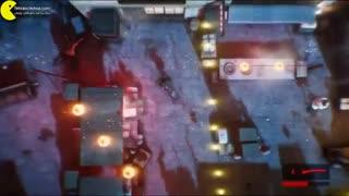 The Hong kong massacre gameplay trailer تریلر و گیم پلی بازی قتل عام هنگ کنگ