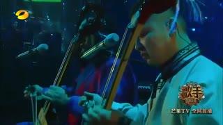 """Music world / ترانه بهشت توسط خواننده مغول تنگری """"Heaven"""" by  Tengri"""