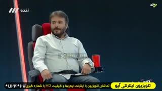 صحبت های جالب سید جواد هاشمی