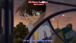 آهنگ Sekai wa Anata no Iro ni naru ( دنیا به رنگ تو میشه ) اوپنینگ 43 انیمه کاراگاه کونان ( Detective conan ) کامل / Full