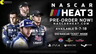 NASCAR Heat 3 trailer gameplay tehrancdshop.com