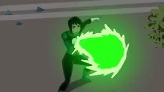 انیمیشن لیگ عدالت علیه پنج ویرانگر Justice League vs the Fatal Five 2019