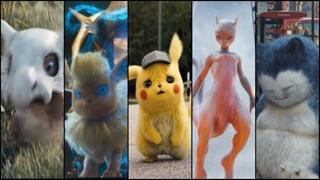 تریلر جدید فیلم Pokemon: Detective Pikachu