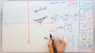 ریاضی 7 - فصل 8 - بخش 6 : انتقال