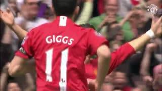 10 گل برتر منچستر یونایتد به منچستر سیتی در الدترافورد