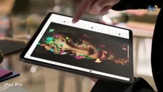 ویدئوی معرفی iPad Pro جدید اپل!