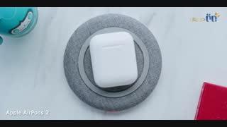 ویدئوی بررسی هدفون های جدید اپل: Apple Airpods 2